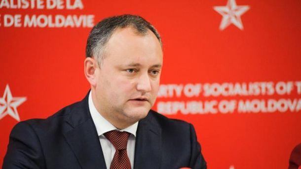 Крым принадлежит РФ ,— кандидат впрезиденты Молдавии