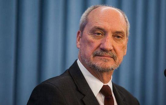И.Климпуш-Цинцадзе сказала министра обороны Польши обактивностиРФ наДонбассе