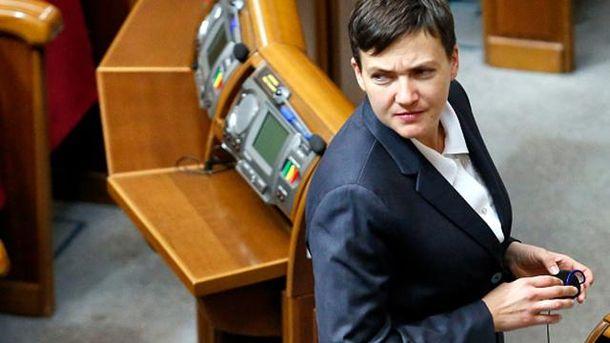 Сестра Савченко поведала, каким маршрутом Надежда добралась в столицу
