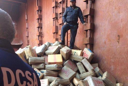 ВИталии задержали украинских контрабандистов