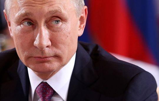 Рейтинг согласия работы В.Путина достиг максимума