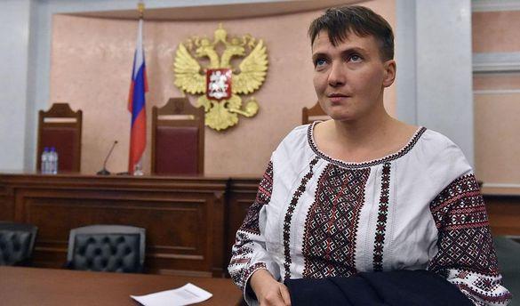 «Мне приятно»: Савченко ответила только наодин вопрос корреспондентов в российской столице