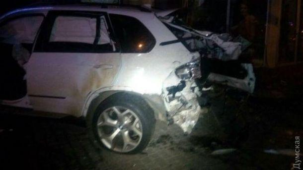 Массовое ДТП вОдессе: трое погибших, 5 раненых, авиновник убежал