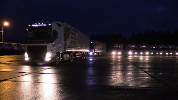 ВЛуганск 27октября прибудет очередной гуманитарный конвой из РФ