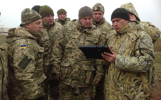 ВСУ испытывают самые новые средства ПВО украинского производства