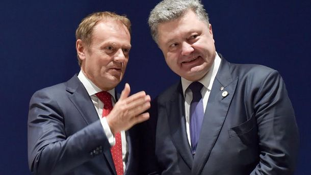 Соглашение обассоциации Украина-ЕС должно продолжать действовать— П.Порошенко