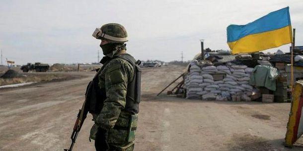 Террористы «накрыли» бойцов АТО вНовоалександровке противотанковыми ракетами