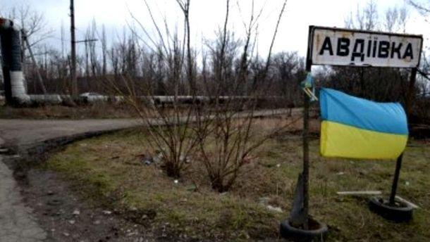 Боевики 4 часа атаковали украинских воинов около Авдеевки