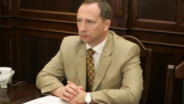 ЗамглавыАП Павленко задекларировал $90 тыс. наличными, его супруга - $90 тыс.