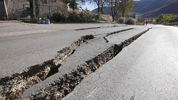 Землетрус струсонув Грузію