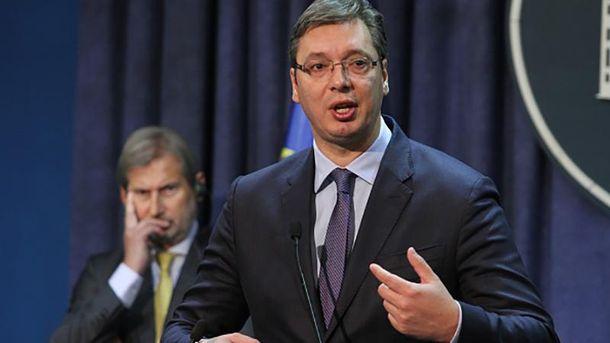 Прем'єр-міністра хотіли вбити в Сербії