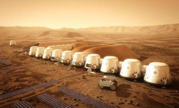 Ученые рассказали, когда появятся первые дома на Марсе и какими они будут