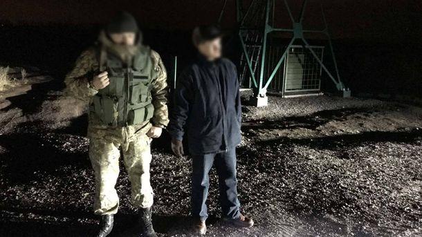 Освобожденный под залог участник захвата Харьковской ОГА пытался бежать вРФ— Госпогранслужба