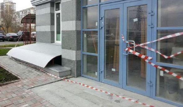 ВКиеве наСвятошино двое мужчин соружием напали напрохожего