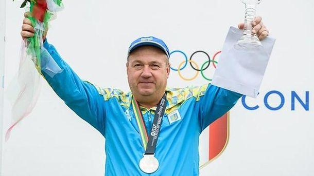 Стрелок Мильчев признан лучшим спортсменом Украинского государства осенью