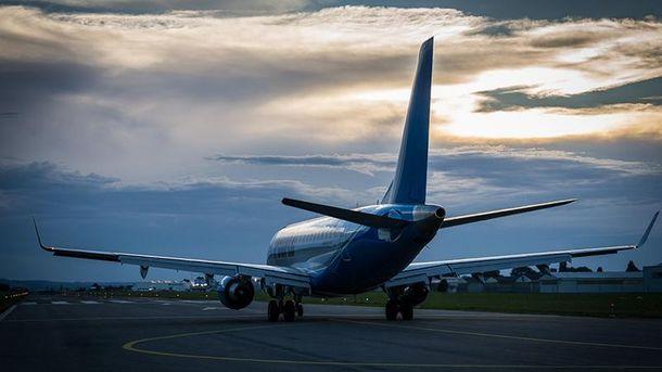 Австрийская авиакомпания запустила международный рейс длиною восемь минут