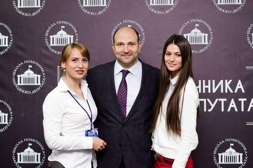 Парцхаладзе покинул пост первого замглавы Киевской ОГА