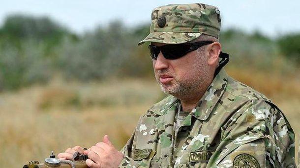Турчинов озвучил ракетные приоритеты Украины