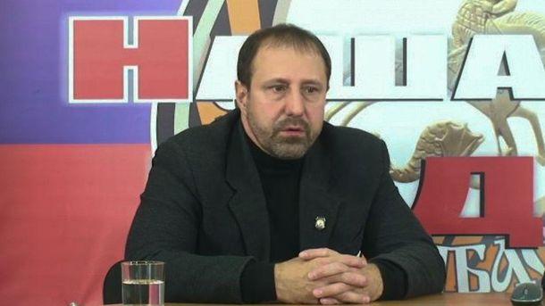 Ходаковский признал, что боевики палили изжилых кварталов