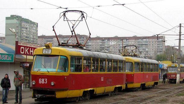 ВХарькове трамвай сбил ребенка