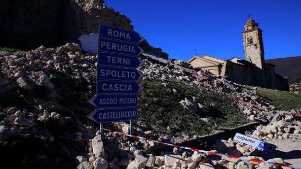 Ватикан осудил радио, назвавшее землетрясения вИталии «карой Божьей»