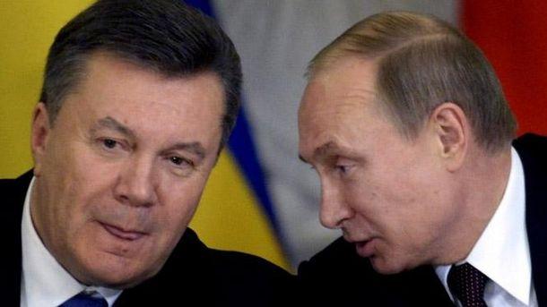 Путин тайно сталкивался сЯнуковичем— Newsweek
