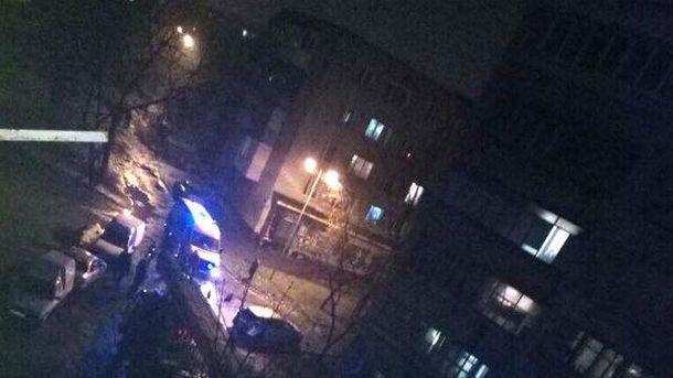 У Львові в житловому будинку стався вибух