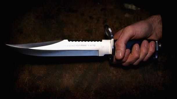 ВДонецкой области мужчина получил смертельное ножевое ранение
