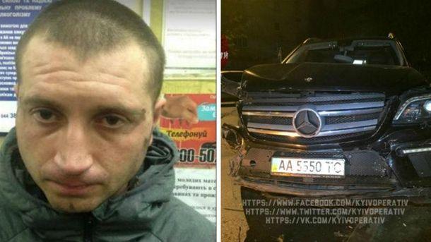 ДТП вКиеве: мед. сотрудники подтвердили, что сын народного депутата Молотка был нетрезв