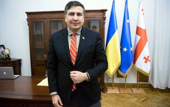 Одесситы подчеркнули «проводы» Саакашвили бесплатными шашлыками