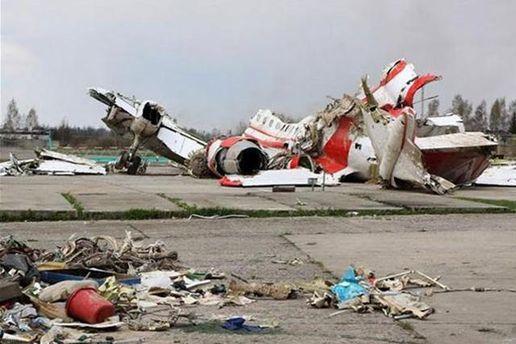 Наобломках самолёта Качинского найдены следы тротилла— Польские СМИ