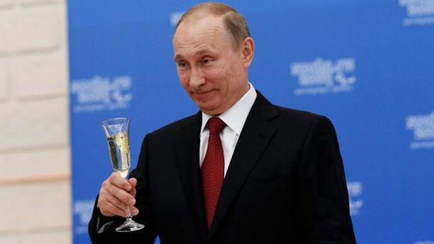 Владимир Путин поздравил Дональда Трампа спобедой навыборах президента США