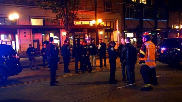 ВСиэтле произошла стрельба рядом сместом протестов против Трампа