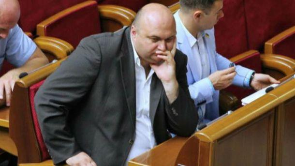 Миллионер-губернатор Хмельницкой области Корнийчук получал пособие побезработице
