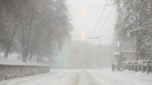 90% Тернопільщини залишилось без світла через негоду