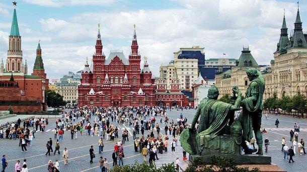 В российской столице прямо под носом у В.Путина спели гимн Украины: появилось видео