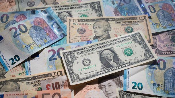 Курс гривны кдоллару упал до25,63 грн/$