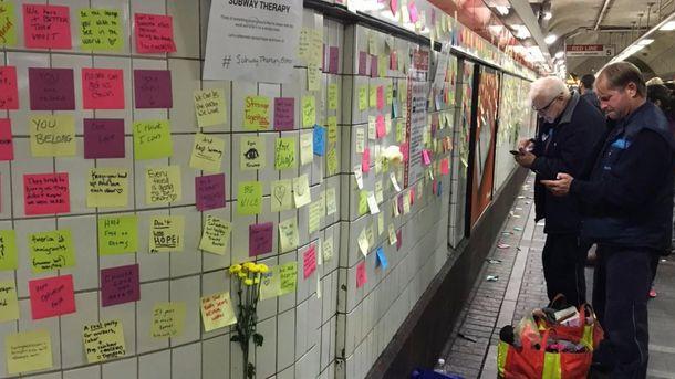 Внью-йоркском метро возникла «стена опасений»