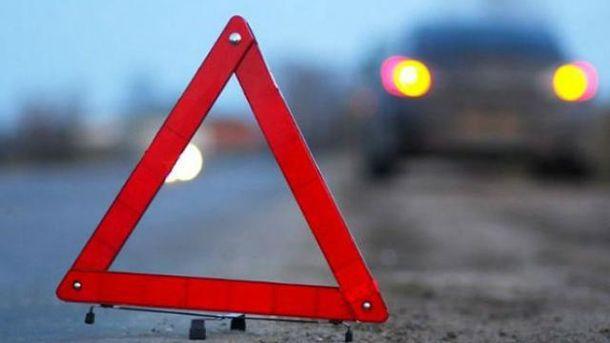 ВЖитомирской области фура протаранила пассажирский автобус