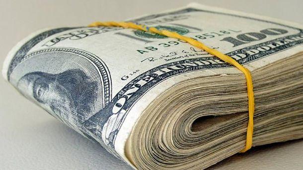 Наличный доллар упал вцене на17 копеек, наличный евро— на32