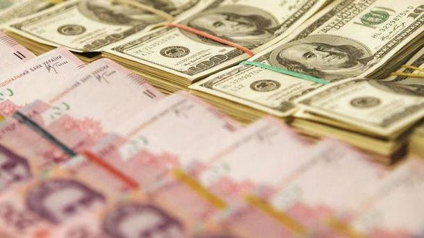 Гривна резко укрепилась кдоллару иевро