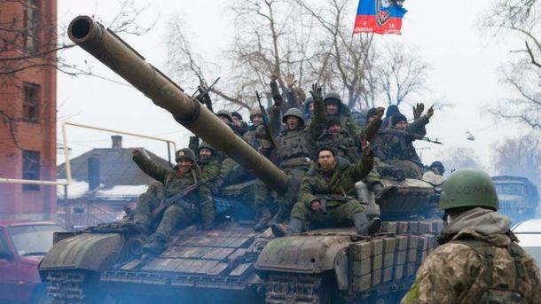 Оккупанты обстреляли Широкино с152-мм артиллерии,