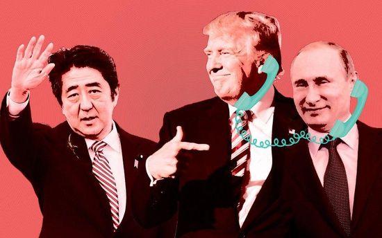 Путин знает о планах Трампа больше, чем власти США, – The Daily Beast