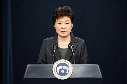 Десятки тысяч человек вЮжной Корее требуют отставки президента