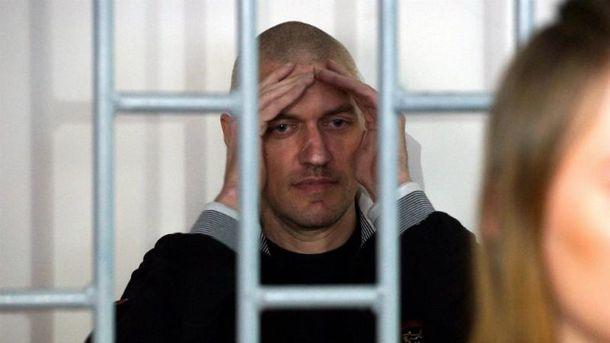 Суд вГрозном приговорил Клыха кеще одному месяцу лишения свободы