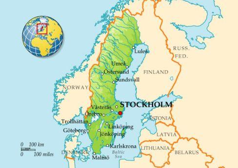 Швеция планирует разместить наострове Готланд ракетные установки времен холодной войны,