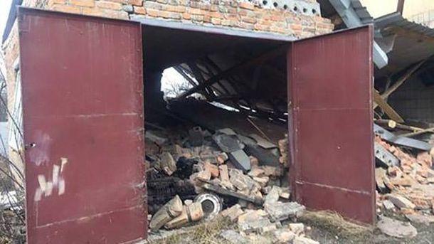 В итоге взрыва вКиевской области 1 человек умер, 3 ранены