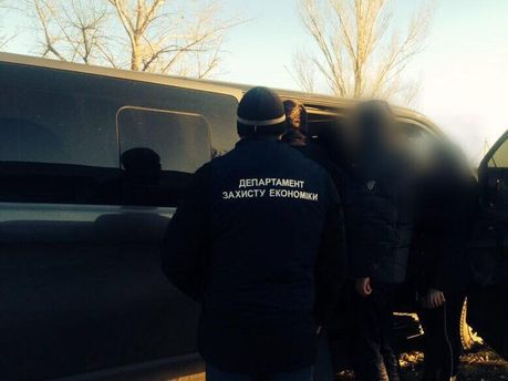 ВХерсонской области словили навзятке обвинителя