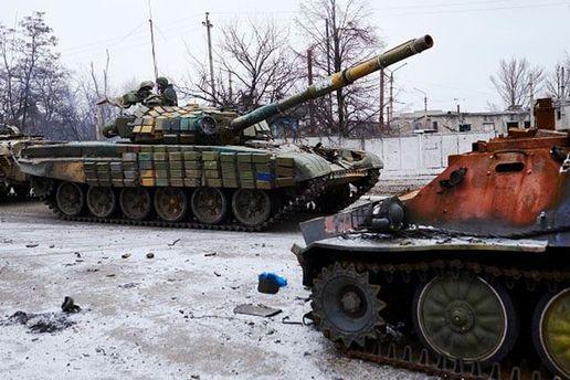 Оккупанты 31 раз обстреляли украинских защитников наДонбассе ссамого начала суток