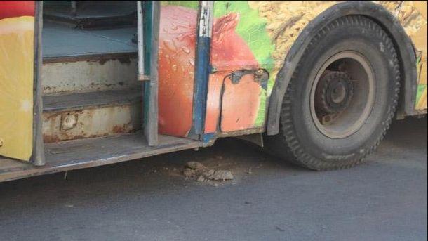 ВКиеве троллейбус задавил мужчину, спешившего кноворожденной внучке